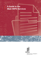 Guide to the Main WIPO Services