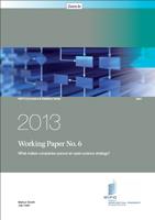 WIPO/PUB/ECONSTAT/WP/6/EN