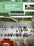 WIPO/WORKFORCE/2019
