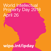 World IP Day 2018, pictogram