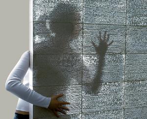 La transparence du béton