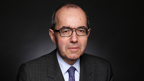 Photo of IFPMA Director General, Thomas Cueni