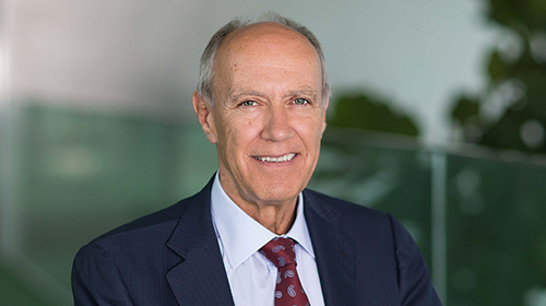 Photo of WIPO Director General, Francis Gurry