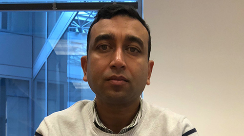 Photo of Krishna Tangirala, Language Systems Officer, International Monetary Fund (IMF)