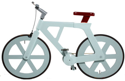 PCT Notable Inventions: Cardboard Bicycle