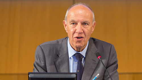 Director General Francis Gurry