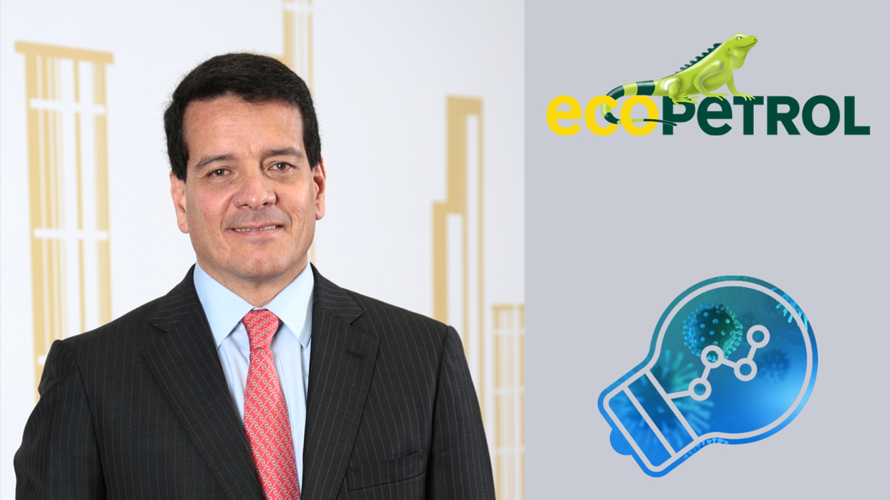 Photo of Felipe Bayón Pardo, Chief Executive Officer, Ecopetrol GroupTIM