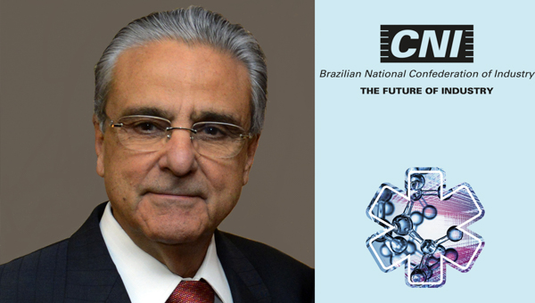 Photo of Robson Braga de Andrade, President, National Confederation of Industry (Confederação Nacional da Indústria – CNI)