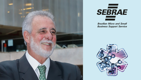 Photo of Carlos Melles, CEO, SEBRAE