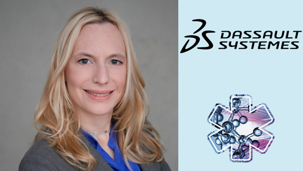 Photo of Florence Verzelen, Executive Vice President, Industry Solutions, Field Marketing, Global Affairs, Dassault Systèmes