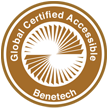 Benetech Global Certified Accessible Certification