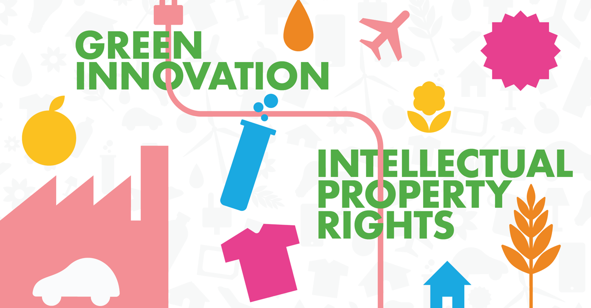 World Intellectual Property Day 2020: Innovation for a Green Future