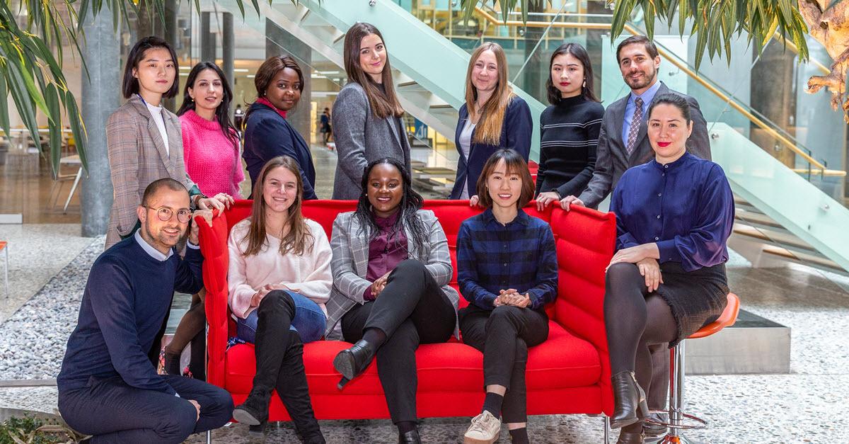 Internships at WIPO