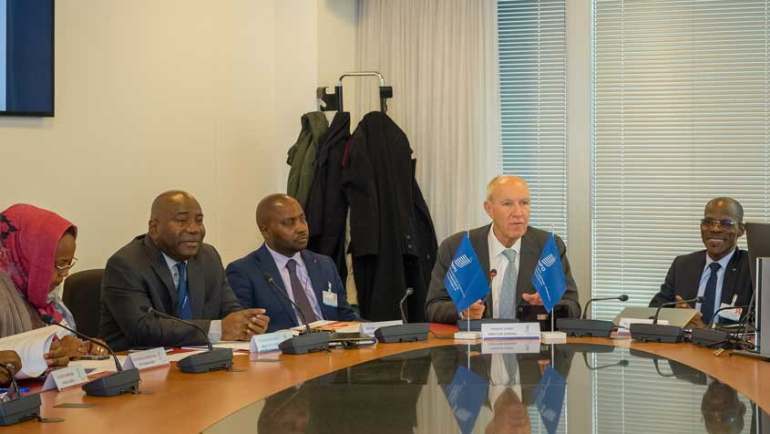 Photo of WIPO Director General Opening Roundtable Discussion on IP and the African Continental Free Trade Area