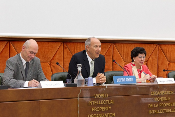 Heads of WHO, WIPO and WTO address Symposium on Future for Medical and Pharmaceutical Innovation