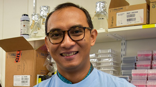 Dr. Indra Wibowo