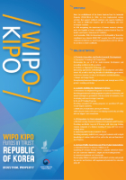 Brochure cover of About the WIPO / KIPO Funds-in-Trust