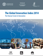 PDF download of the full Global Innovation Index Report