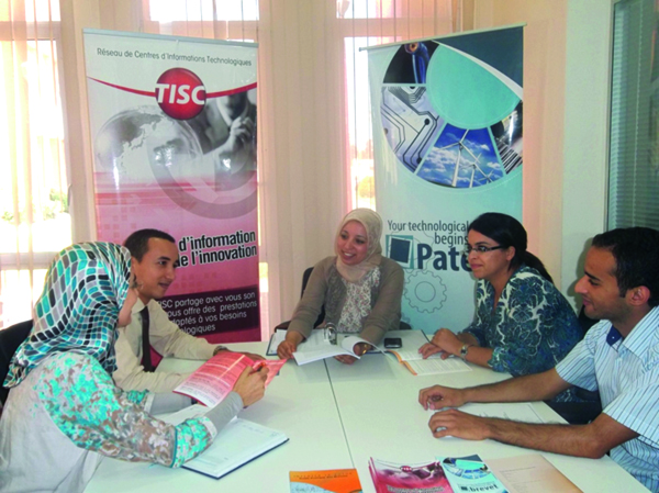 TISC intellectual property support under discussion