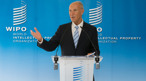 WIPO DG Francis Gurry