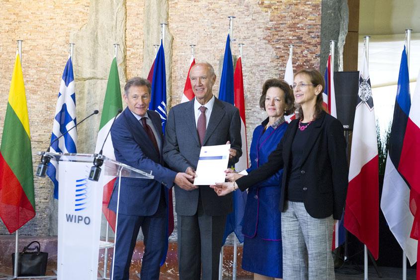 EU joins Marrakesh Treaty