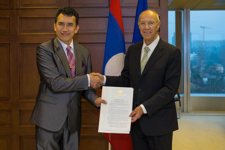 老挝加入马德里商标注册体系,成为马德里体系第97个成员