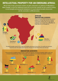 Infographic: Intellectual Property for an Emerging Africa?