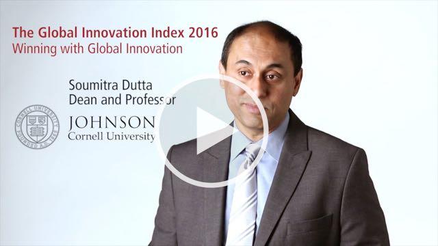 Soumitra Dutta, co-editor (Cornell University)