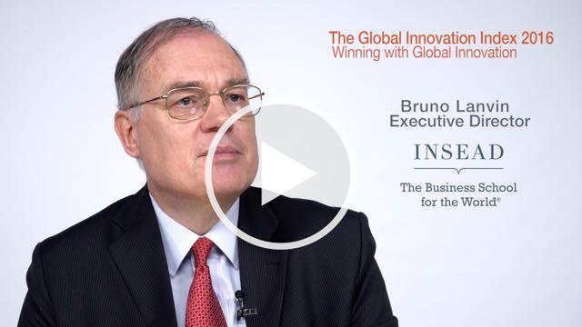 Bruno Lanvin, co-editor (INSEAD)