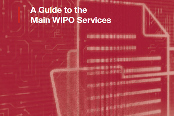 PDF, Guide to WIPO Services