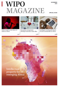 PDF, WIPO Magazine Special Africa Issue