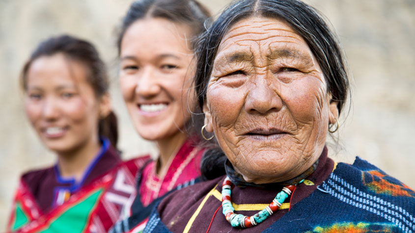 Indigenous peoples and local communities visual