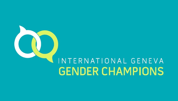 Geneva Gender Champions Network logo